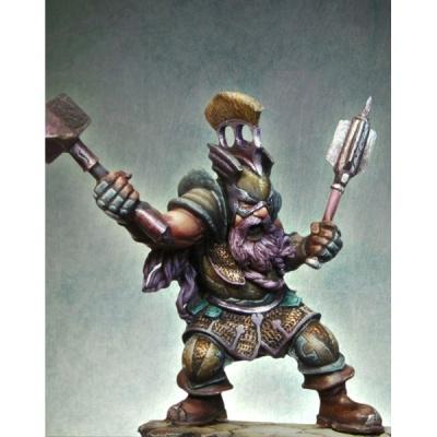 Rhavolk the dwarf