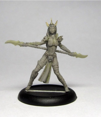 Vanys, Dark Elf Blood Priestess
