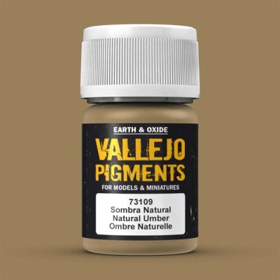 Vallejo Pigment Natural Umber 30ml