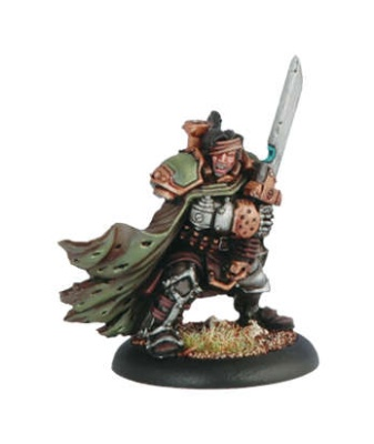 Mercenary Warcaster Magnus the Traitor