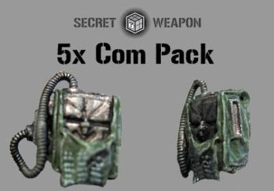 Communication Backpacks (5)