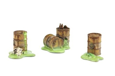 Fallout: Terrain Expansion: Radioactive Containers
