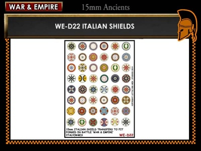 Italian shields