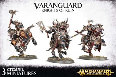 Vanguard Knights (3) (MO)