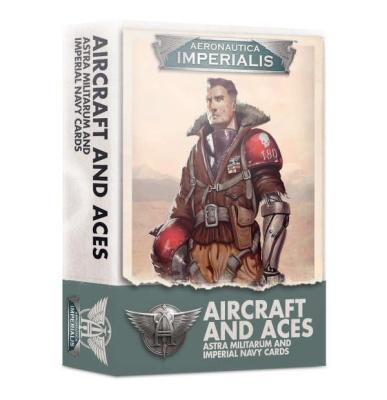 Aeronautica Imperialis: Imperial Navy Cards
