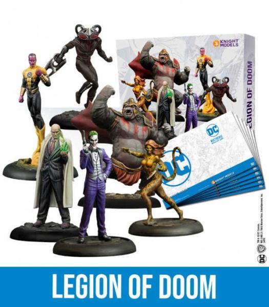 Legion of Doom box