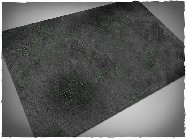 "Game mat - Tomb World 44"" x 60"""