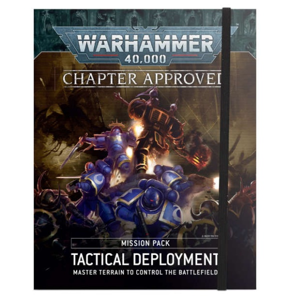 Warhammer 40.000:  Tactical Deployment Pack ENGLISCH
