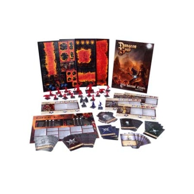 Dungeon Saga: The Infernal Crypts