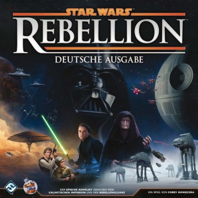 Star Wars: Rebellion DEUTSCH