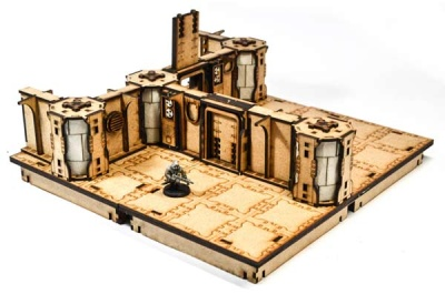 Vault Sector Beta