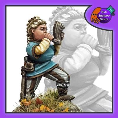 Inga, Shieldmaiden Musician (1)