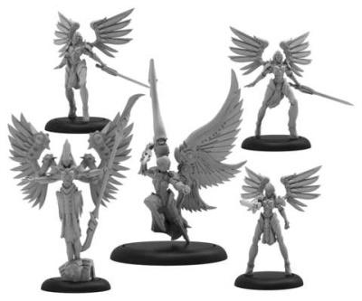 Archnumen Aurora - Mercenary Warcaster