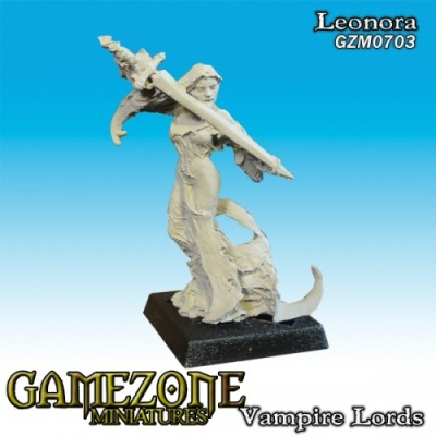 Leonora Vampirkönigin