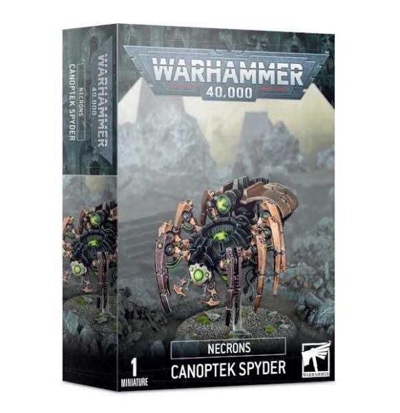 Kanoptech - Spinne der Necrons