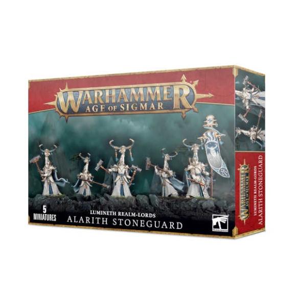 Lumineth RL: Alarith Stoneguard