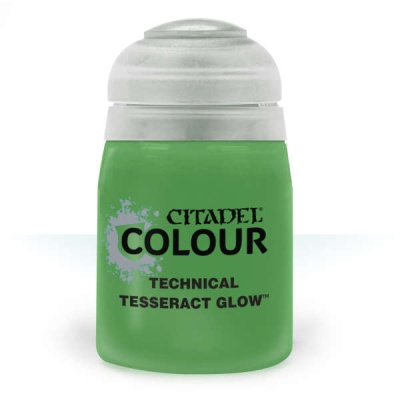 Tesseract Glow (Technical)