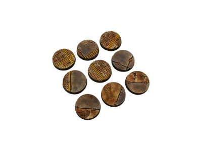 Warehouse Bases, Round 28mm (5)