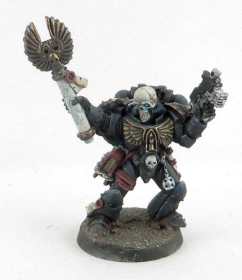 WH40K: Space Marine Chaplain