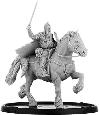 Eadric, Forthegn of Mierce on Horse