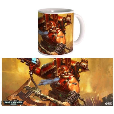 Kharn the Betrayer Tasse