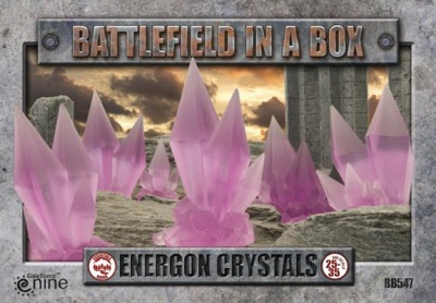 Energon Crystals (Purple)