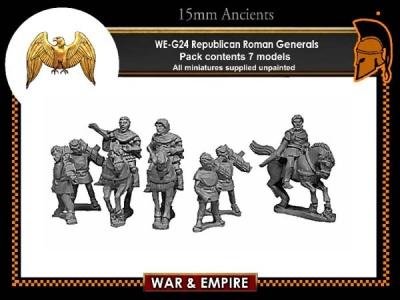 Republican Roman Generals