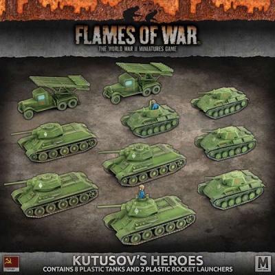 Kutusov's Heroes (Plastic)