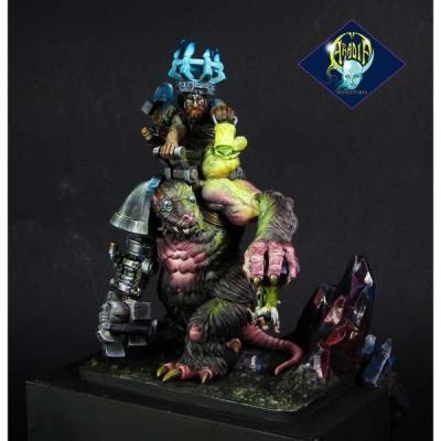 Bismuth: treasures seeker