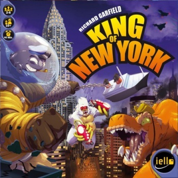 King of New York - Deutsch -