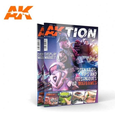 Aktion N1: The Wargame magazine (EN)