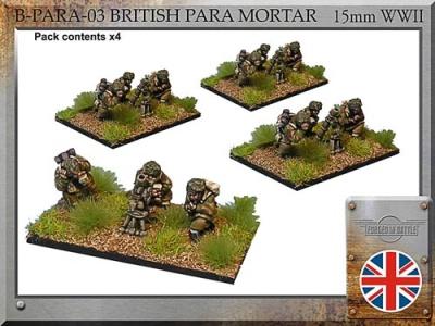 """British Para 3"""" mortar"""
