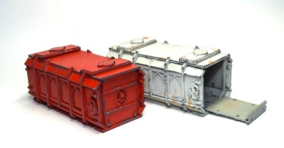 SIT Containers (Gothic Pattern B) (2)
