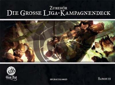 Guild Ball - Die Große Liga-Kampagnendeck