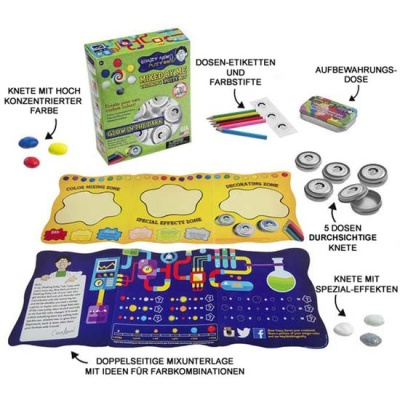 Intelligente Knete Do it yourself - Set