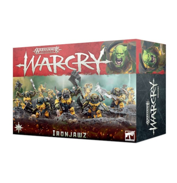 Warcry: Ironjaws