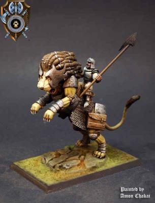 Siberias Lion Rider D