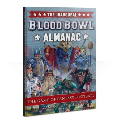 The Inaugural Blood Bowl Almanac (Englisch)