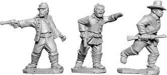 Buffalo Soldier Characters