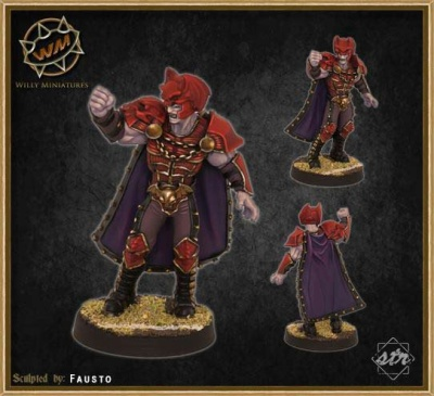 Vampire Leader (1)