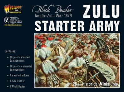 Anglo-Zulu War Zulu Starter Army