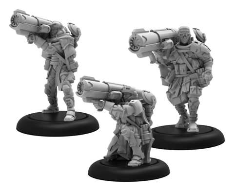 Ranger Heavy Support - Warcaster Marcher Worlds Squad
