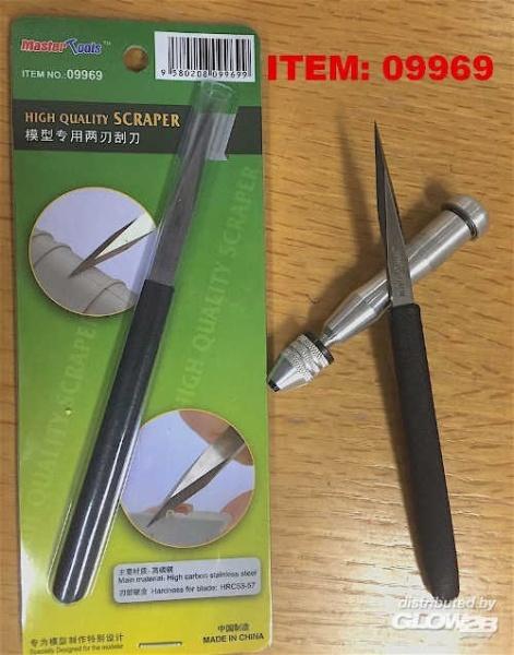Master Tools: High Quality Scraper
