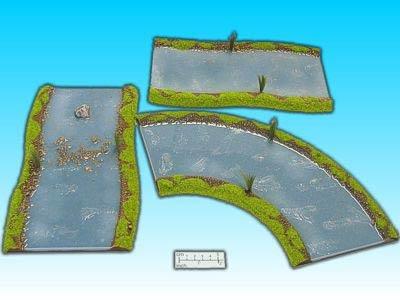 Flußset (blau) (3)