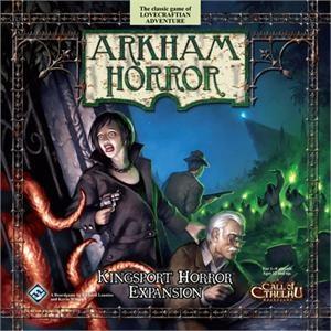 Arkham Horror:Kingsport Horror engl.