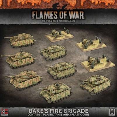 Bäke's 'Fire Brigade (Plastic)