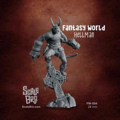Fantasy World: Hellman (1)
