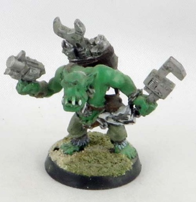 WH40K: Ork Helfer Boy