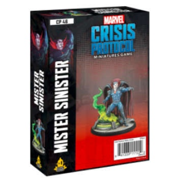 Marvel Crisis Protocol: Mr. Sinister Character Pack - EN