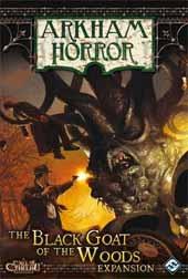 Arkham Horror: Schwarze Ziege